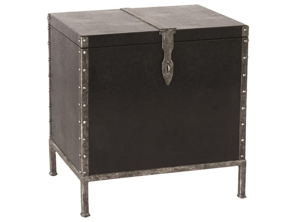 Uttermost Accent Furniture - Occasional TablesShawn Industrial Accent Table