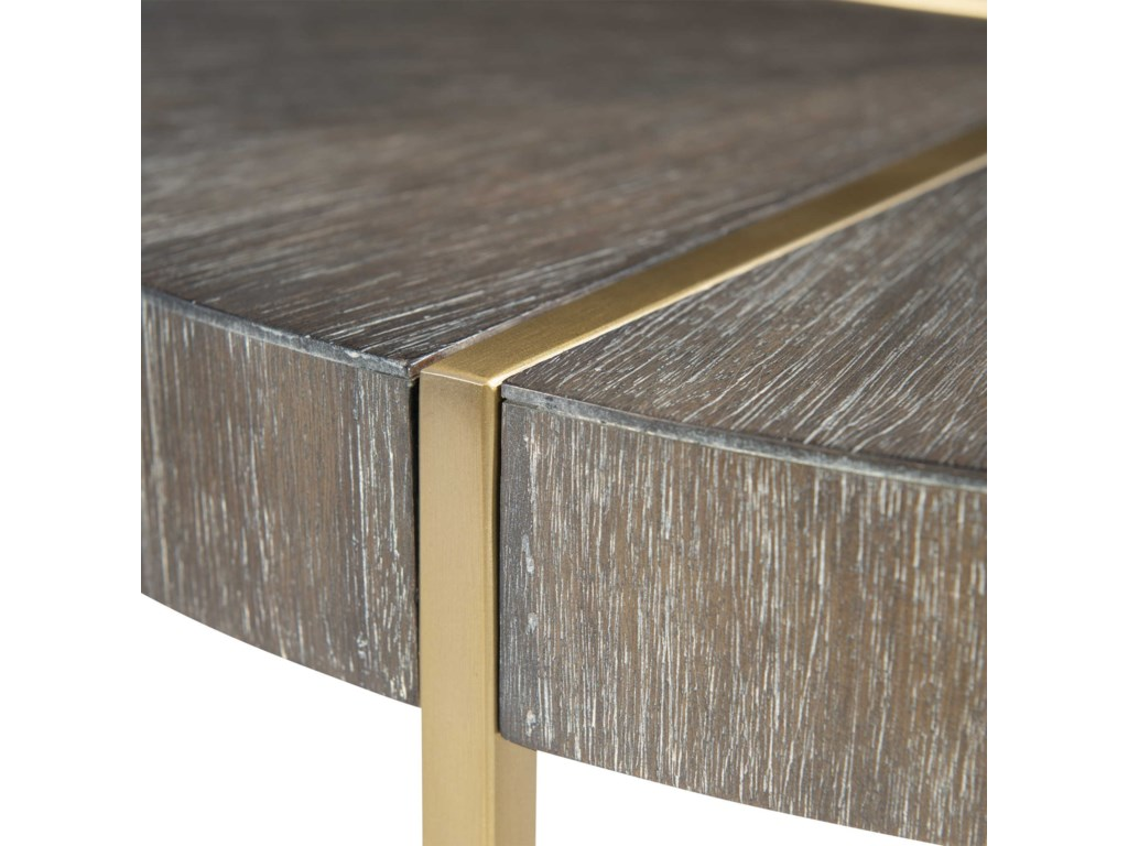Uttermost Accent Furniture - Occasional TablesTaja Round Accent Table