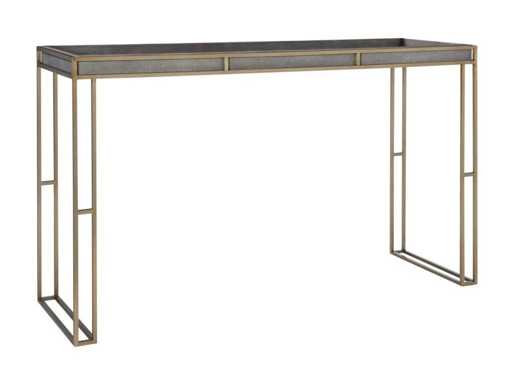 Uttermost Accent Furniture - Occasional TablesCardew Modern Console Table