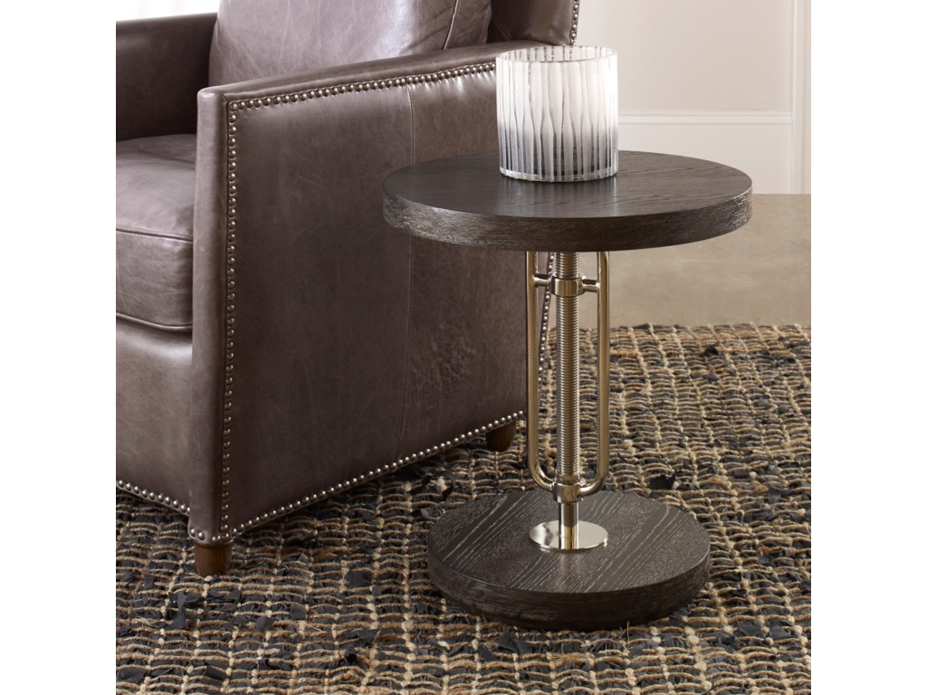 Uttermost Accent Furniture - Occasional TablesEmilian Adjustable Accent Table