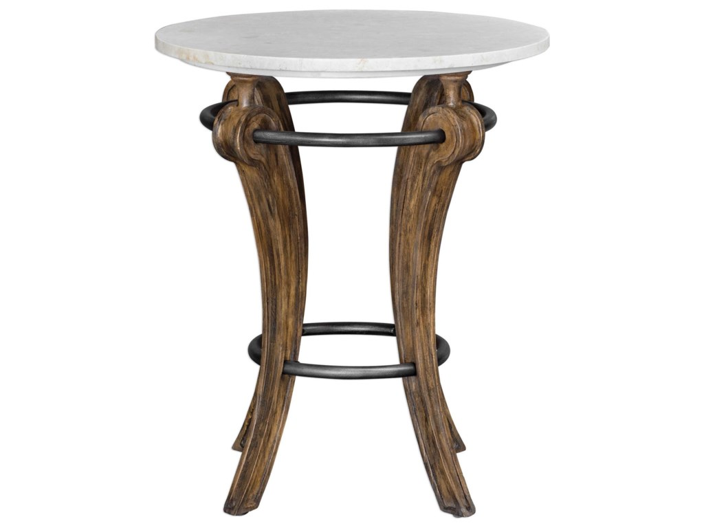 Uttermost Accent Furniture - Occasional TablesMaryan Accent Table