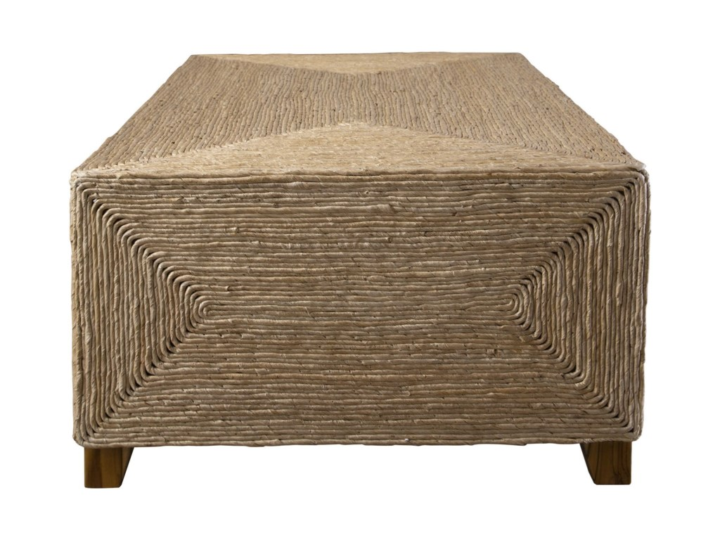 Uttermost Accent Furniture - Occasional TablesRora Coffee Table