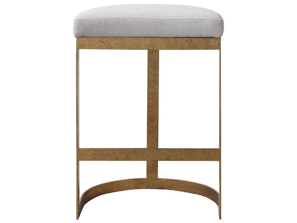 Uttermost Accent Furniture - StoolsIvanna Modern Counter Stool