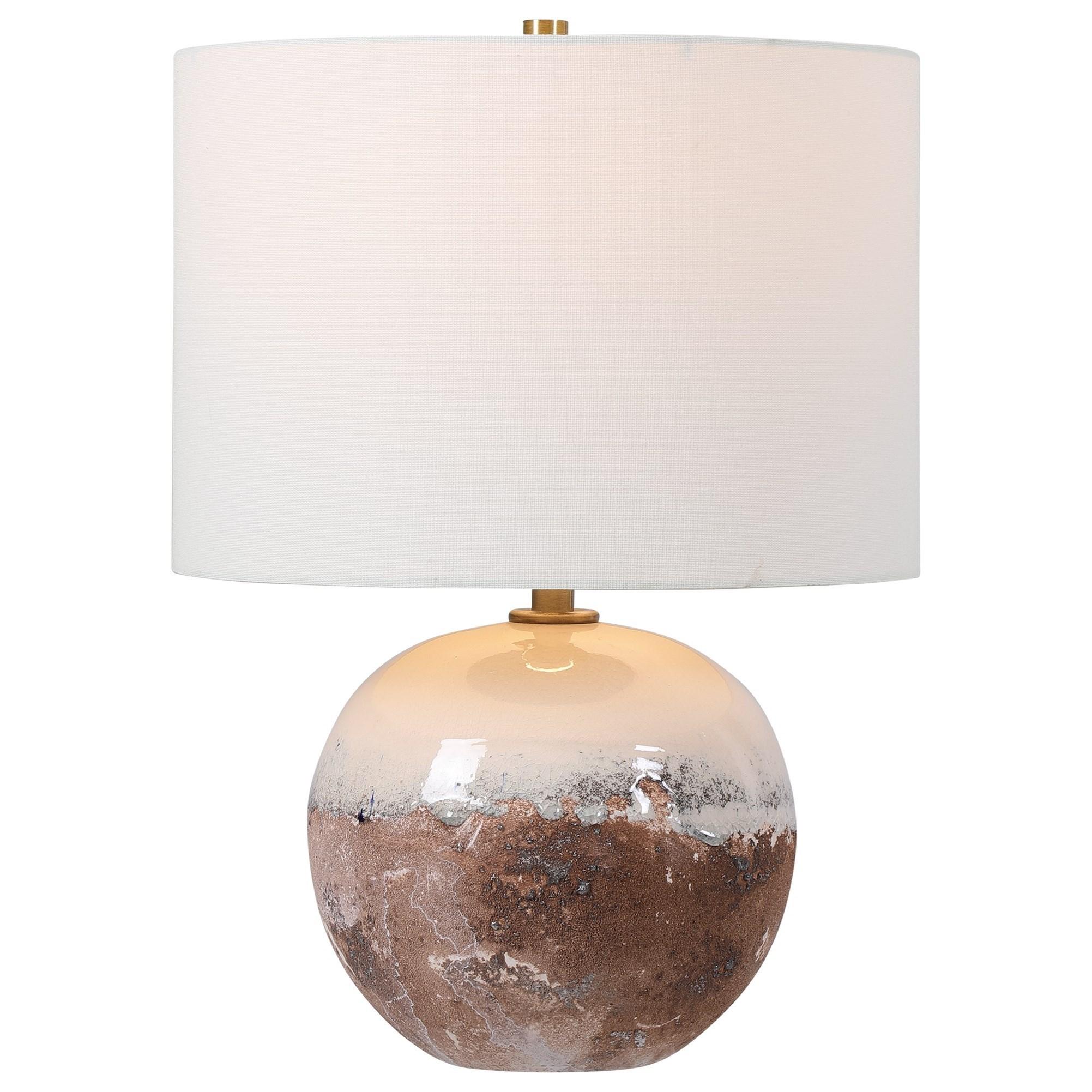 Durango Terracotta Accent Lamp