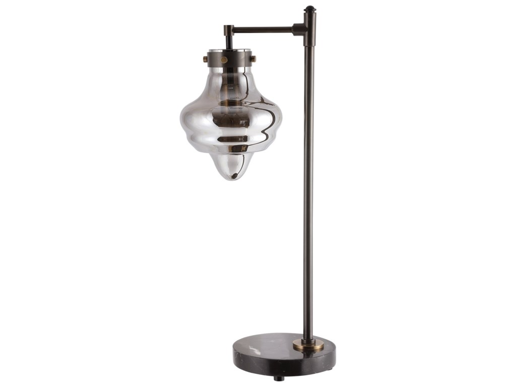 Uttermost Accent LampsHawking Industrial Accent Lamp