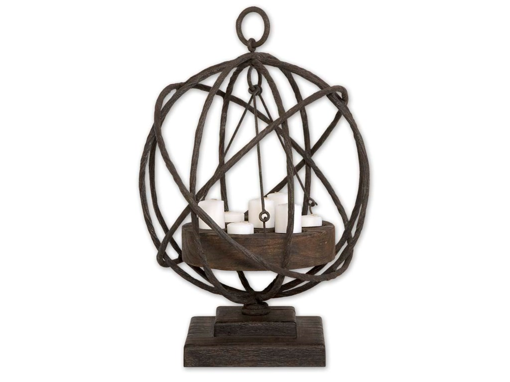 Uttermost Accessories - Candle HoldersSammy Candleholder