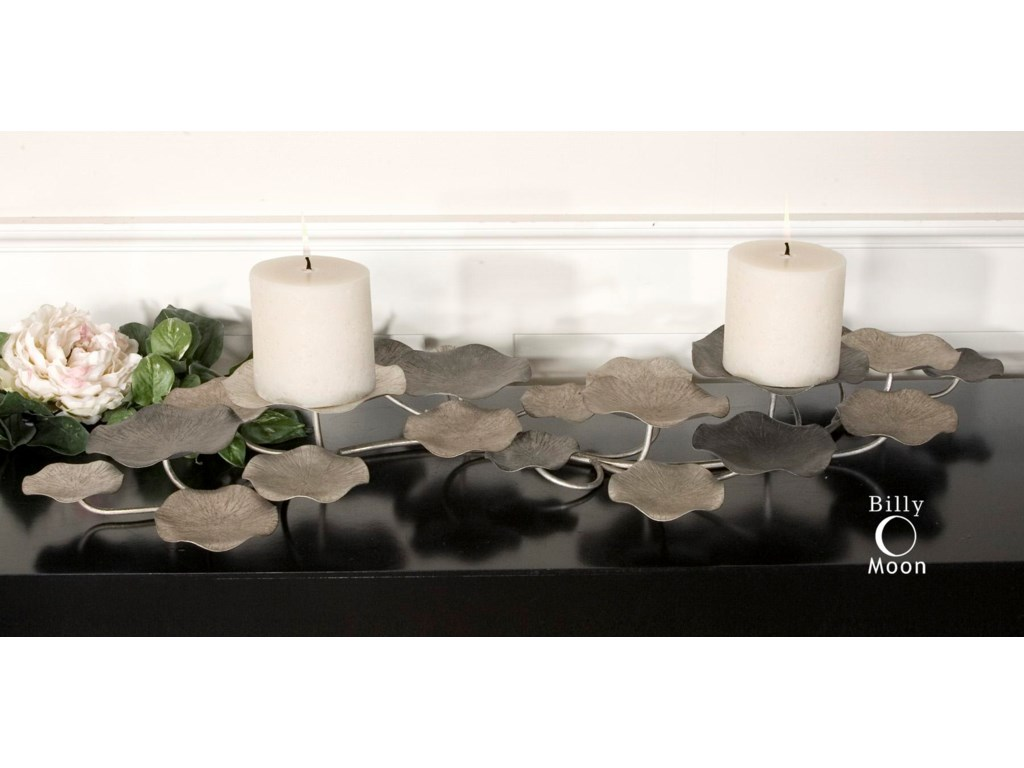 Uttermost AccessoriesLying Lotus Candleholder