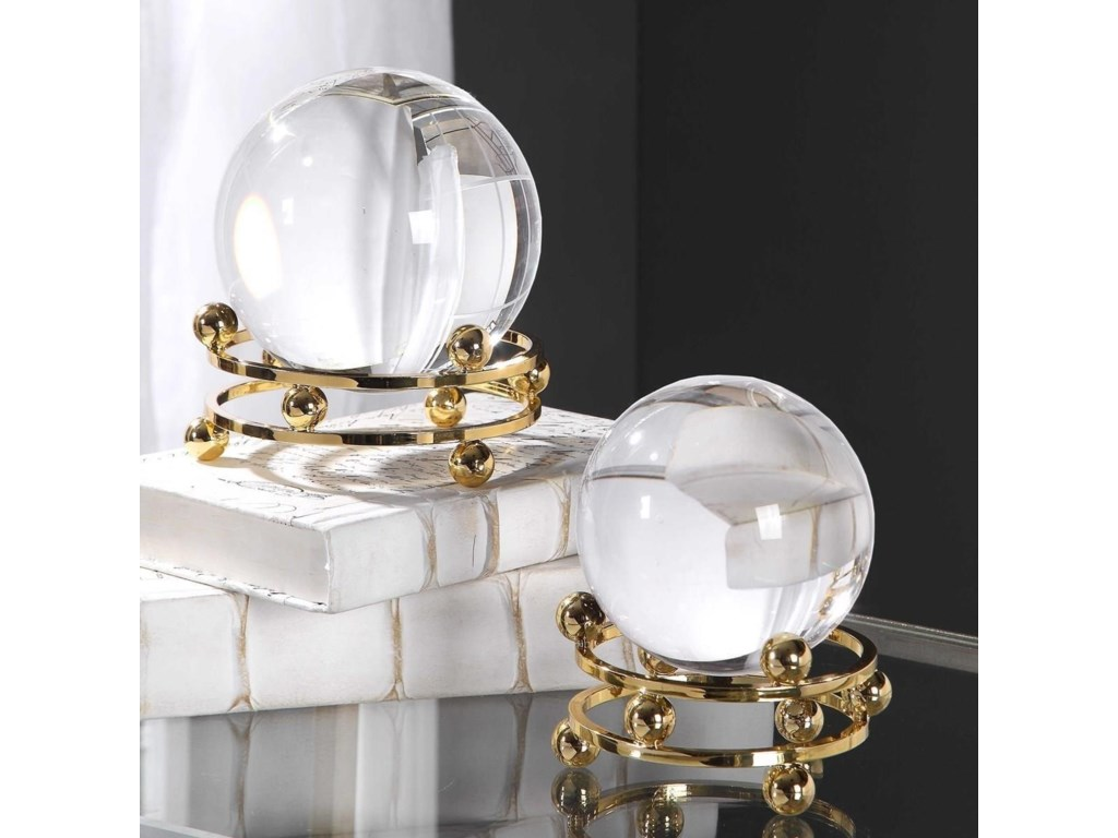 Uttermost AccessoriesAlega Spheres, Set/2
