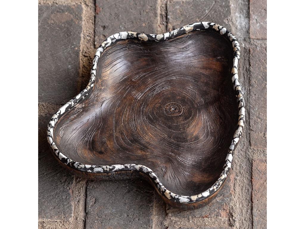 Uttermost AccessoriesChikasha Wooden Bowl - Large