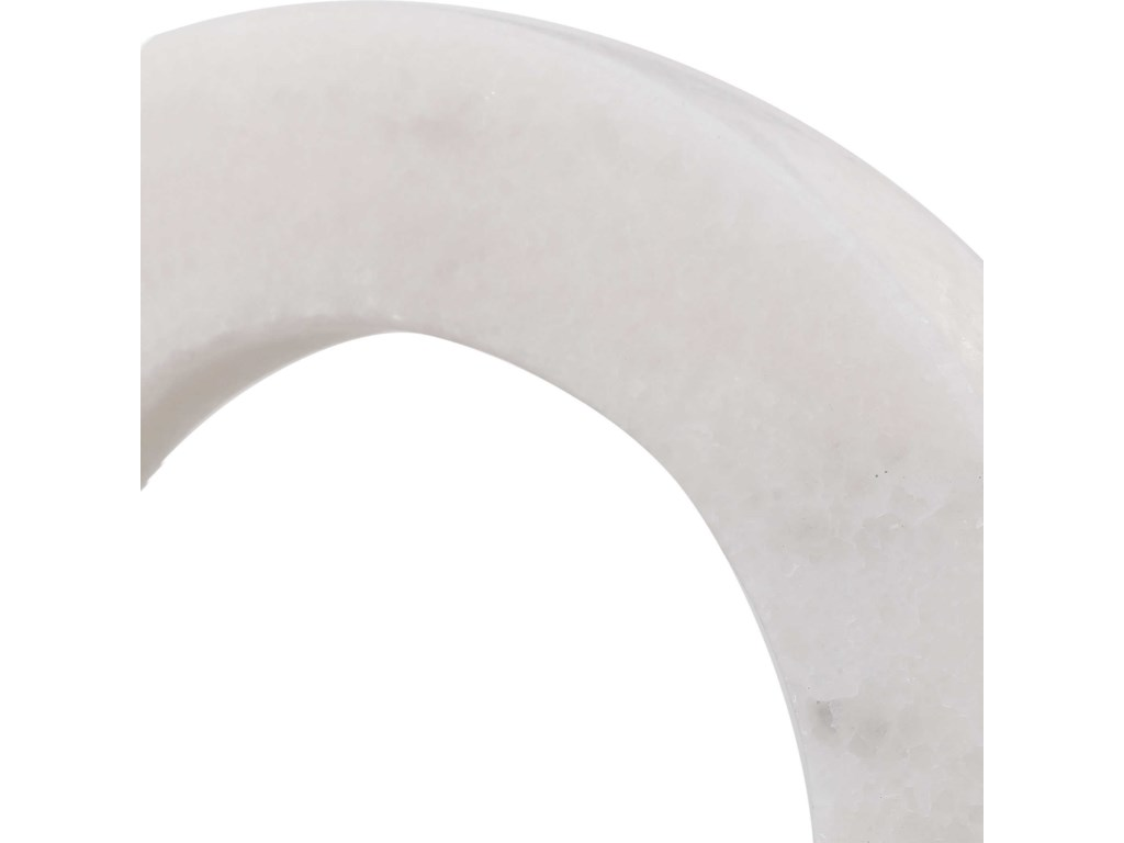 Uttermost AccessoriesToss Marble Rings, S/3