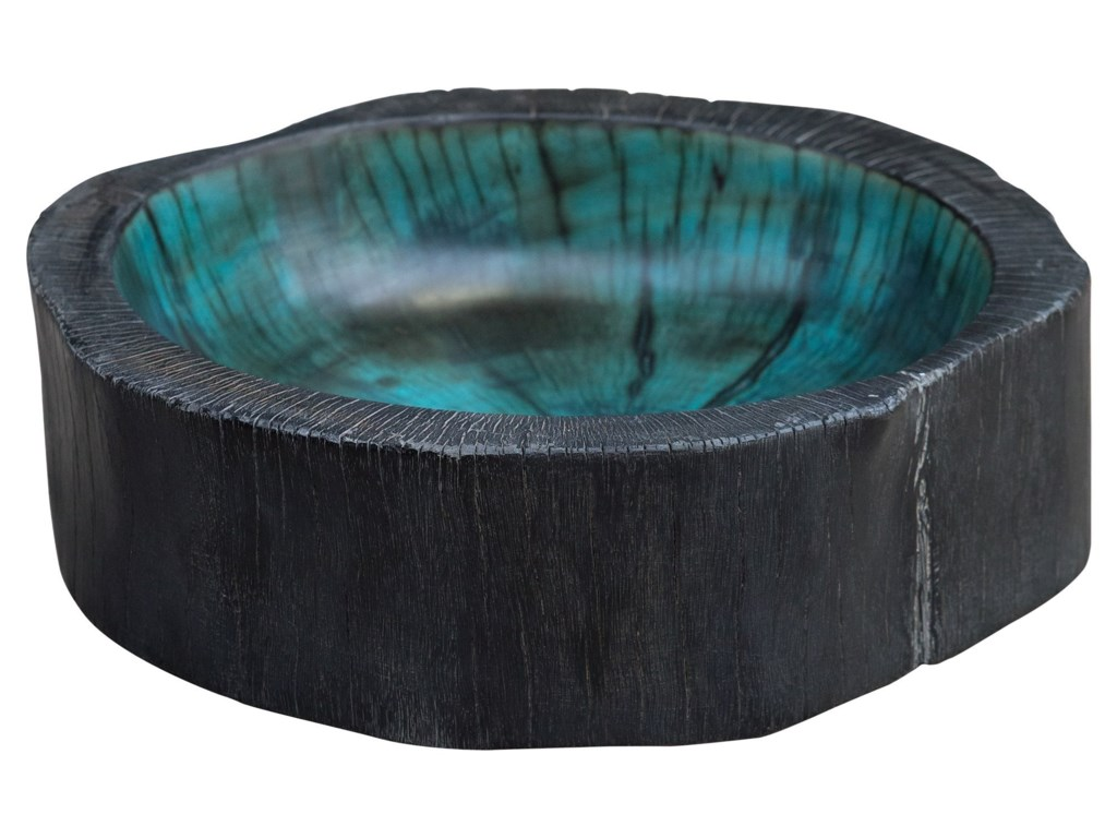 Uttermost AccessoriesKona Modern Wood Bowl
