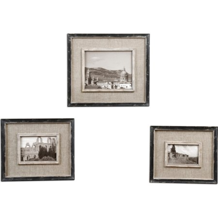 Kalidas Photo Frames Set of 3