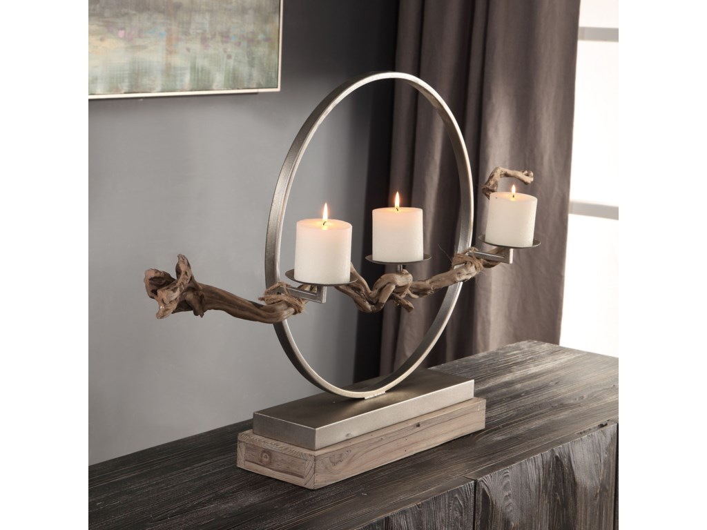 Uttermost AccessoriesAmeera Twig Candleholder