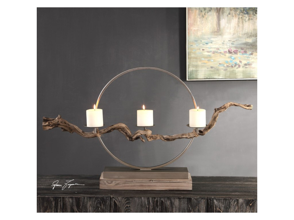 Uttermost Accessories - Candle HoldersAmeera Twig Candleholder