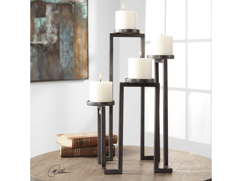 Uttermost AccessoriesNatalie Stepped Candleholder