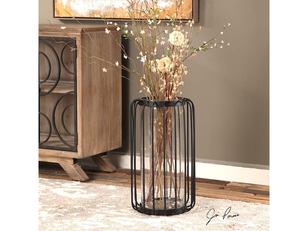 Uttermost AccessoriesZariah Cage Vase