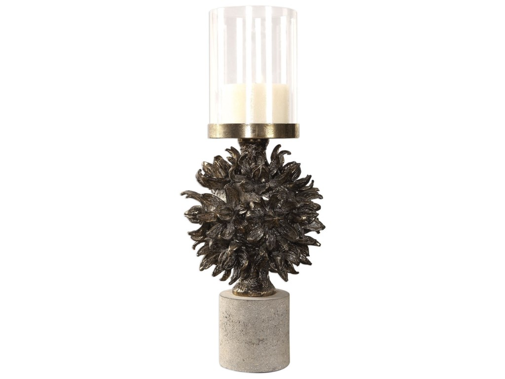 Uttermost AccessoriesAutograph Tree Antique Bronze Cand