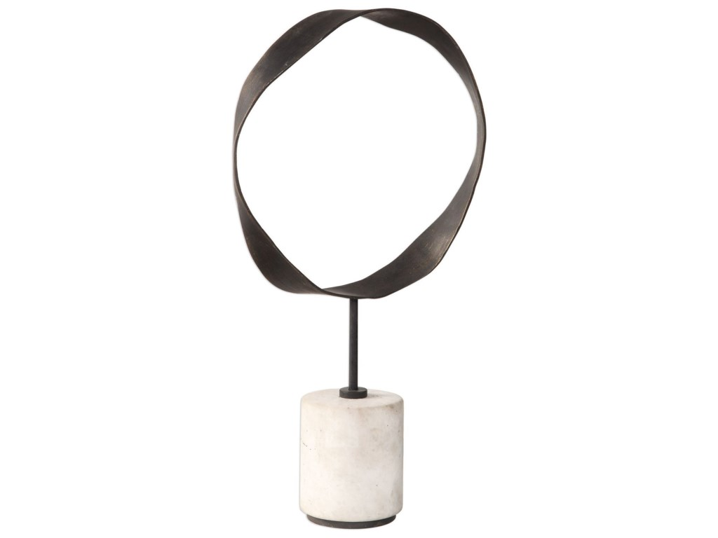 Uttermost AccessoriesRilynn Metal Ring Sculpture