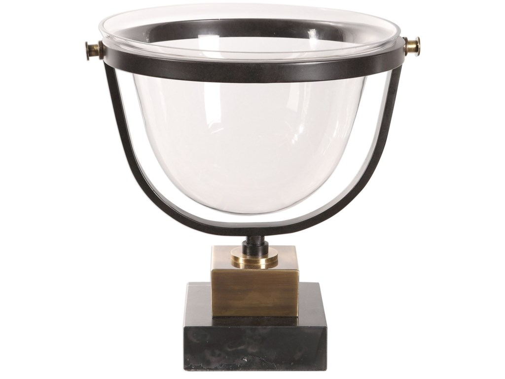 Uttermost AccessoriesCristian Glass Bowl