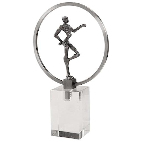 Uttermost Accessories Aryanna Iron Figurine