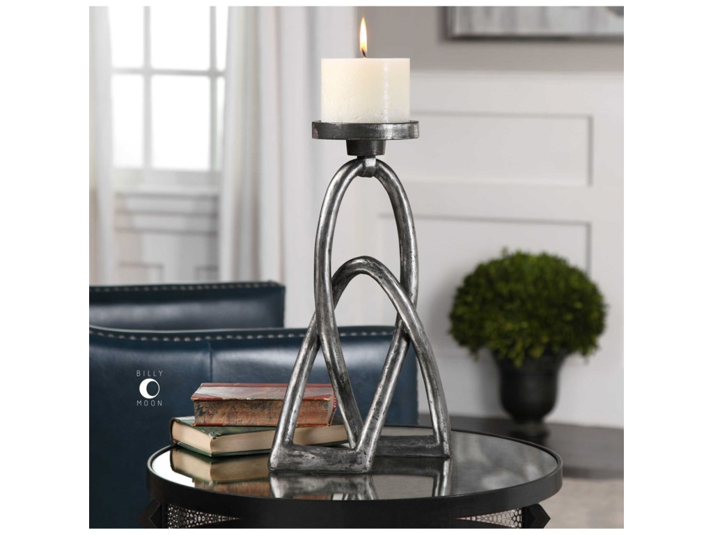 Uttermost AccessoriesRica Cast Iron Candleholder