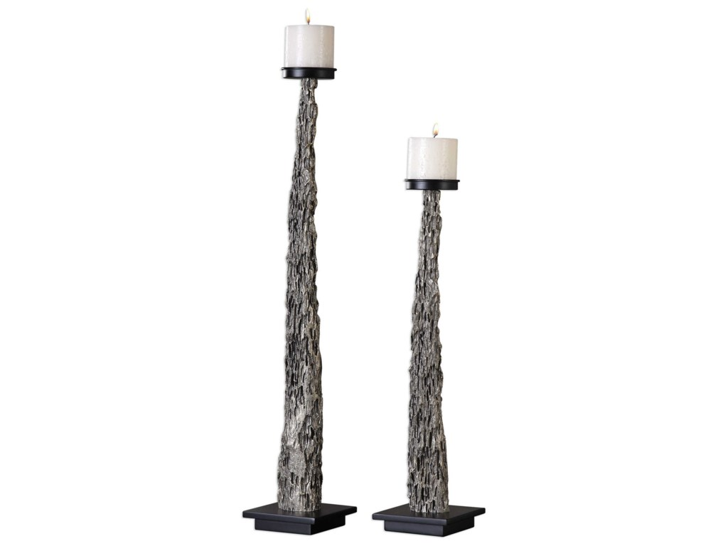 Uttermost AccessoriesTegal Candleholders (Set of 2)