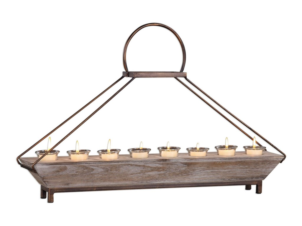 Uttermost Accessories - Candle HoldersBenigna Tea Light Candleholder