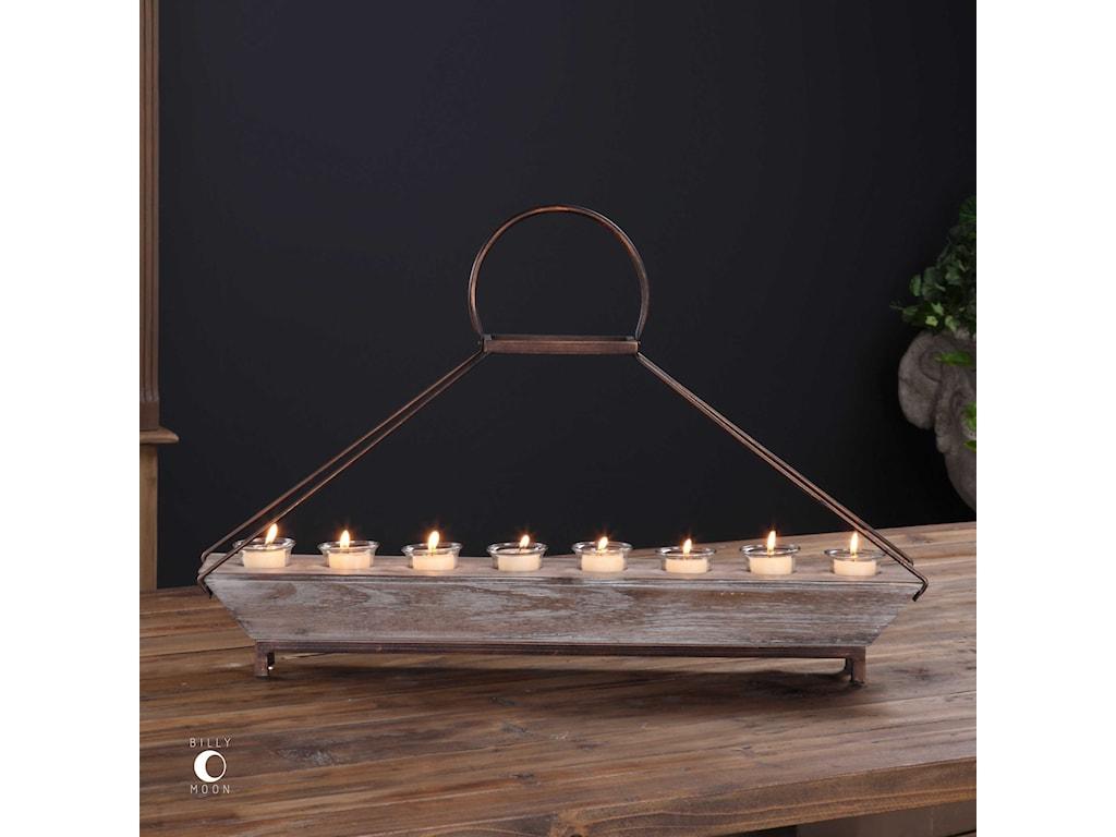 Uttermost AccessoriesBenigna Tea Light Candleholder