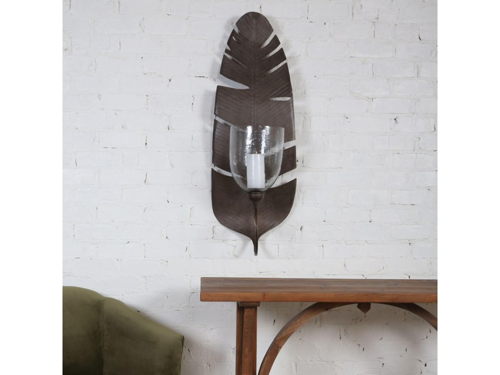 Uttermost AccessoriesLallia Leaf Wall Sconce