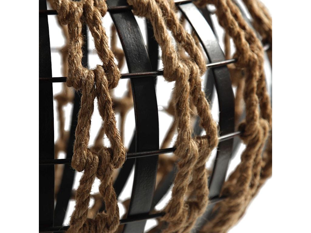Uttermost AccessoriesAren Rope Woven Sculpture