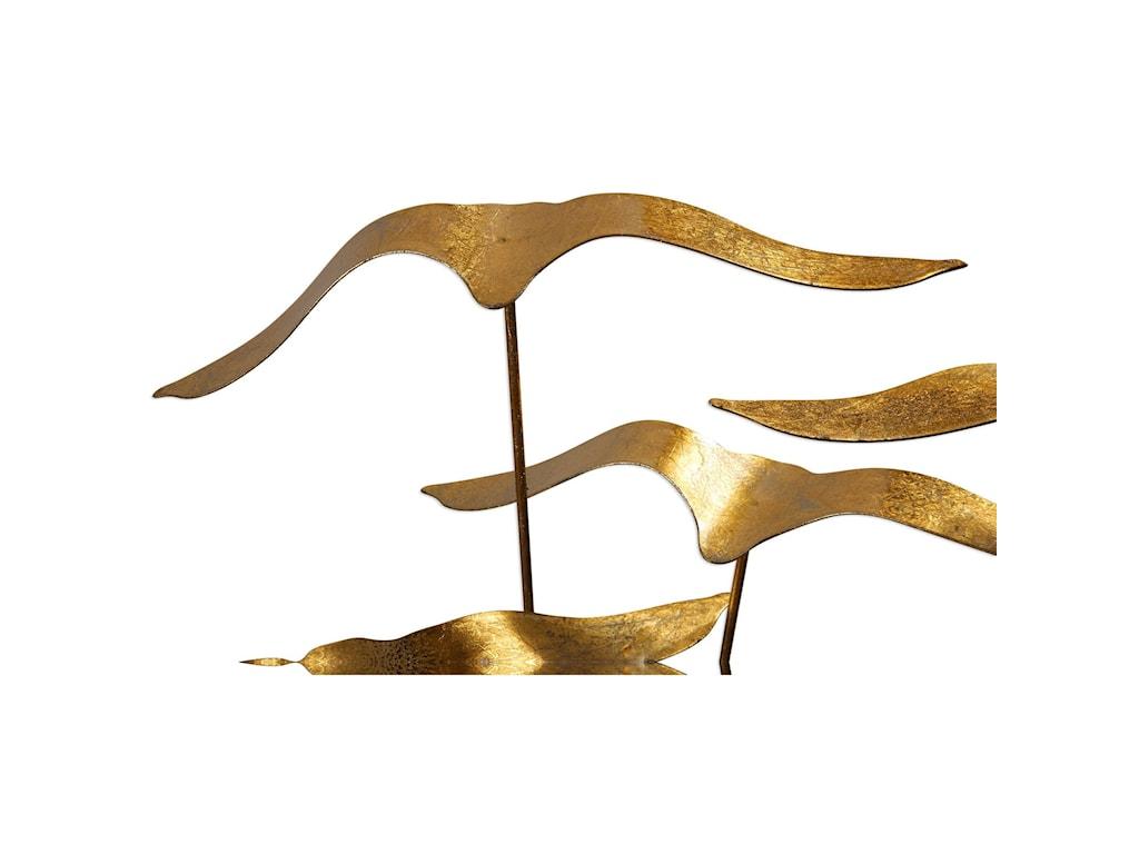 Uttermost AccessoriesFlock of Seagulls Sculpture