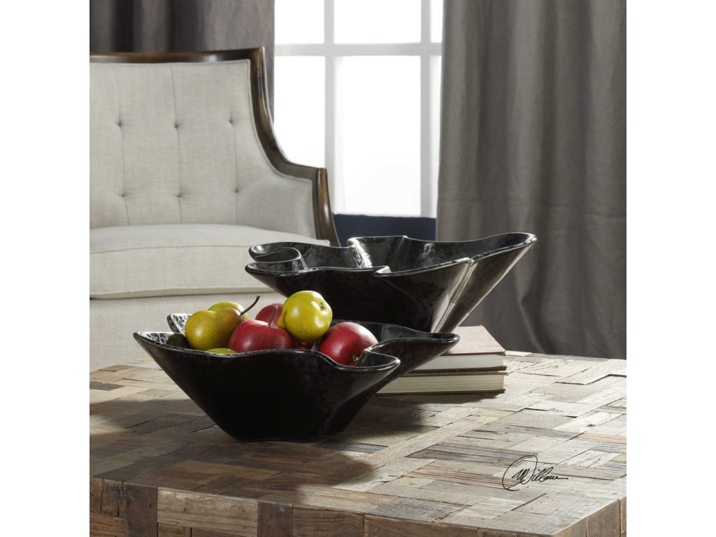 Uttermost AccessoriesSet of 2 Colson Bowls