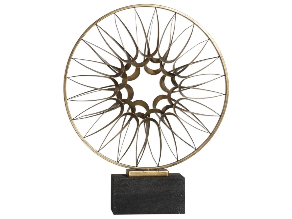 Uttermost AccessoriesLeyla Bronze Sculpture