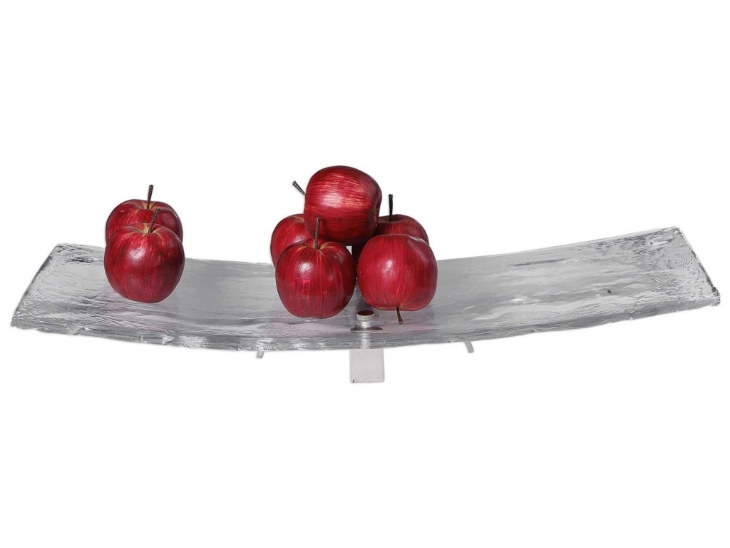 Uttermost AccessoriesMika Art Glass Tray