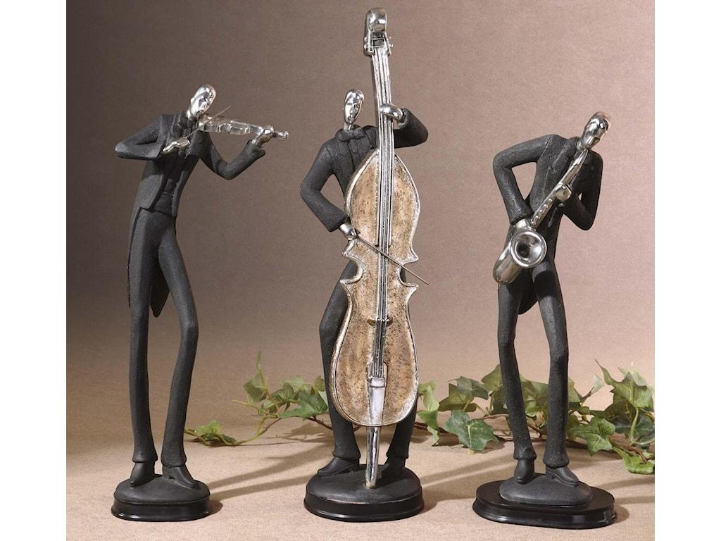 Uttermost AccessoriesMusicians Accessories Set of 3