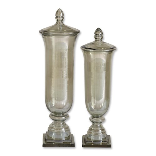 Uttermost Accessories Gilli Containers Set of 2