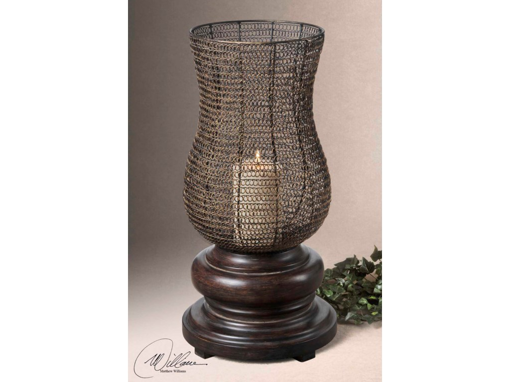 Uttermost Accessories - Candle HoldersRickma Candleholder