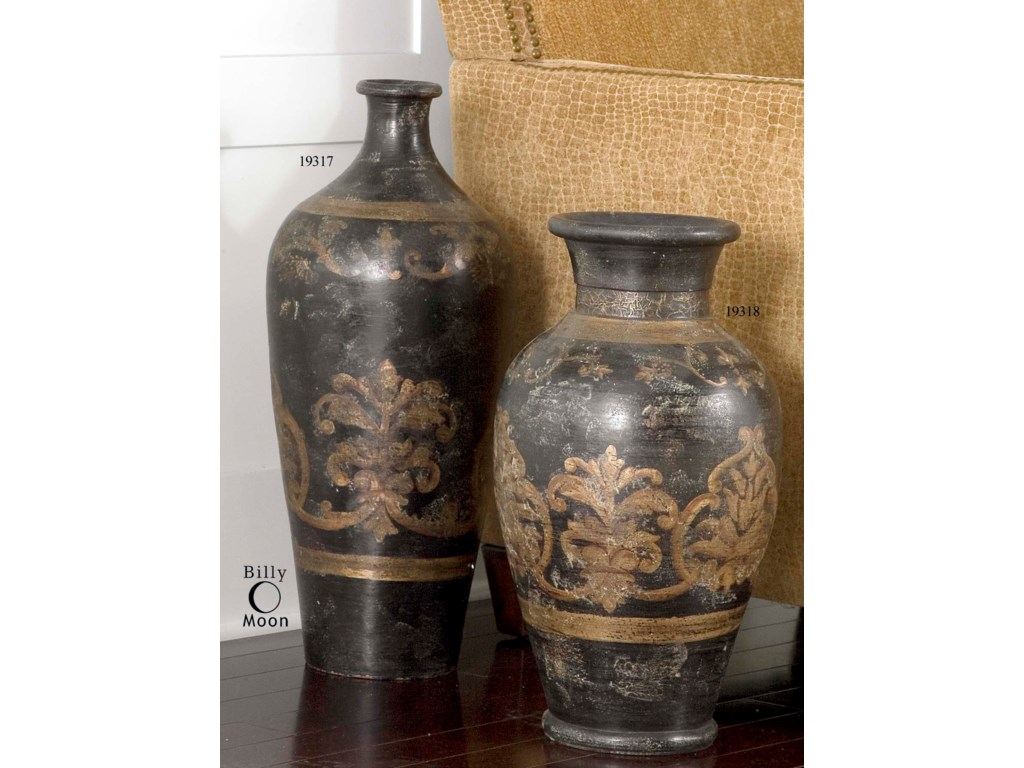 Uttermost AccessoriesMela Tall Vase
