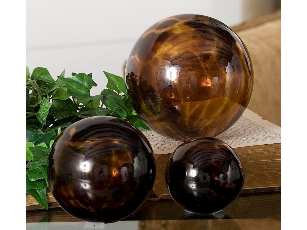 Uttermost AccessoriesKameko Spheres Set of 3