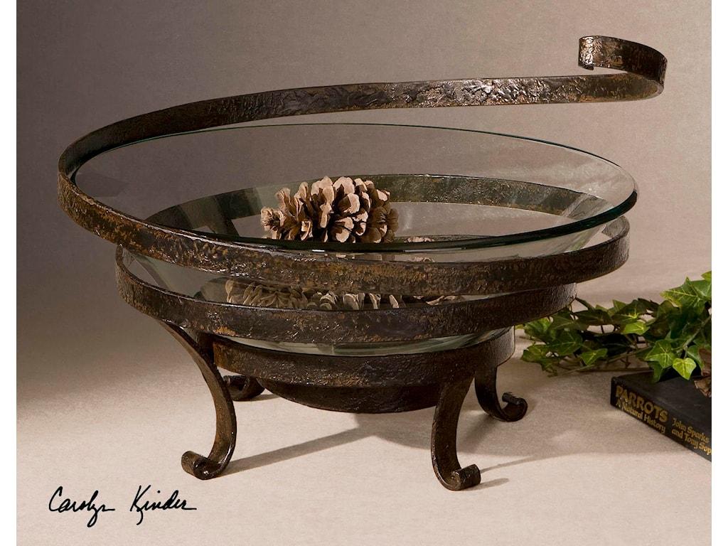 Uttermost AccessoriesDuff Bowl