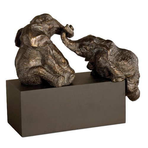 Uttermost Accessories Playful Pachyderms