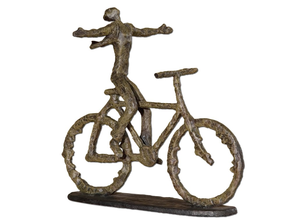 Uttermost Accessories - Statues and FigurinesFreedom Rider