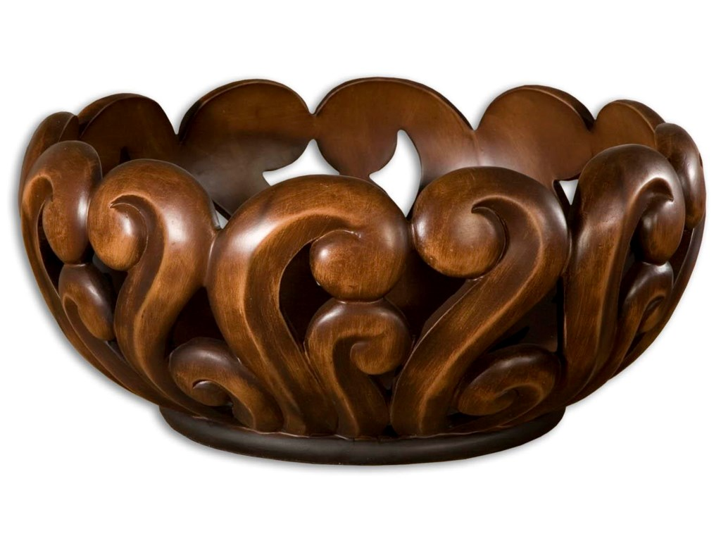 Uttermost AccessoriesMerida Bowl