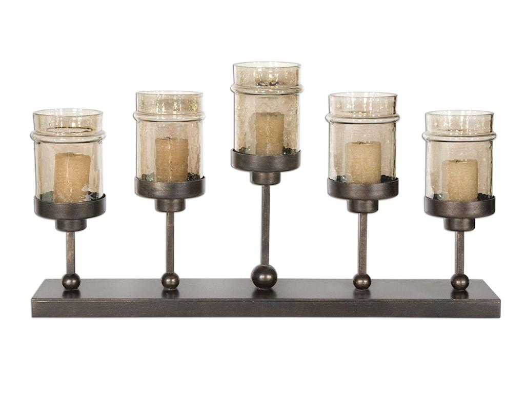 Uttermost Accessories - Candle HoldersLamya Candelabra