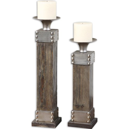 Uttermost Accessories Lican Set of 2