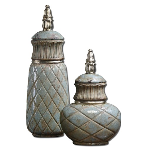 Uttermost Accessories Deniz Containers Set of 2