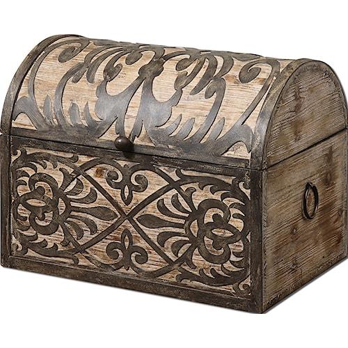 Uttermost Accessories Abelardo Box