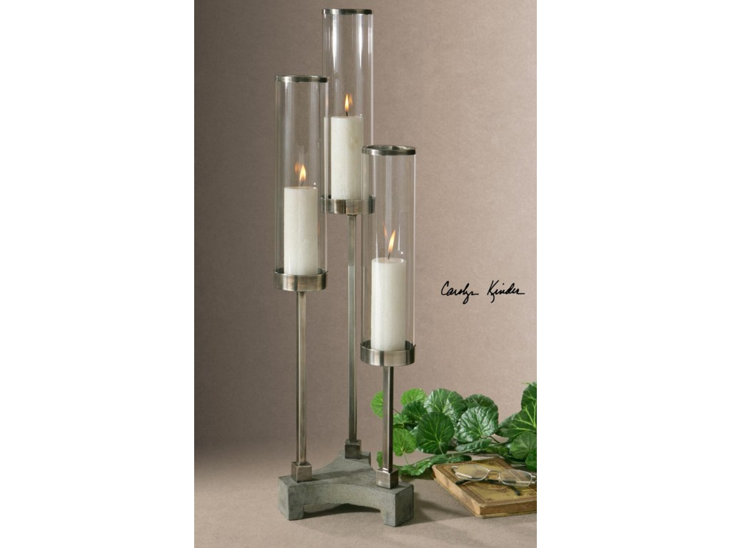 Uttermost Accessories - Candle HoldersRisto Candleholder