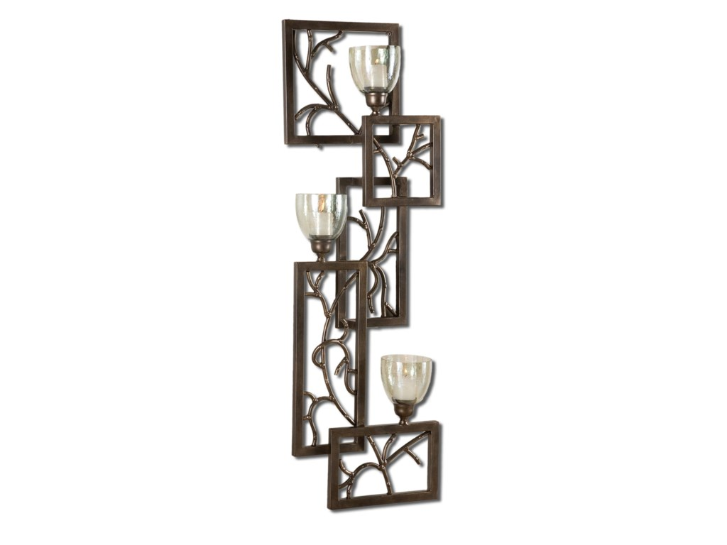 Uttermost AccessoriesIron Branches Wall Sconce