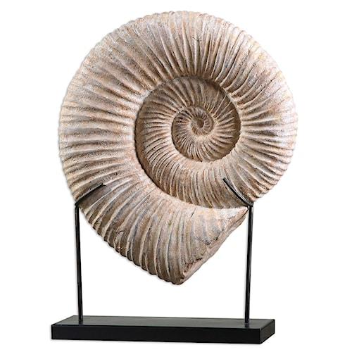 Uttermost Accessories Kaleho Shell Sculpture